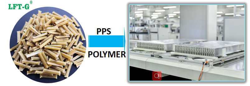 Long glass fiber pps polymer